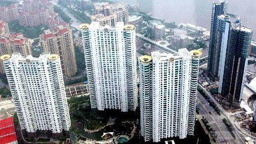 上海2007年上半年商品房价格涨幅达2.19%
