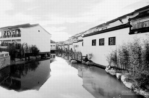 中式建筑或成杭州楼市新风尚