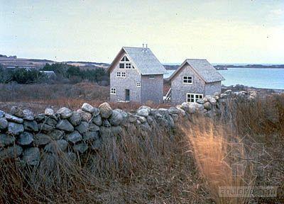 1991年普利兹克建筑奖获奖者:罗伯特·文丘里(Robert Venturi)