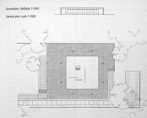 现代建筑派大师之四:密斯·凡德罗(Ludwig Mies、Van der Rohe 1886-1969)(一)