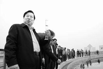 周生贤:建污水处理设施投资多少都值得