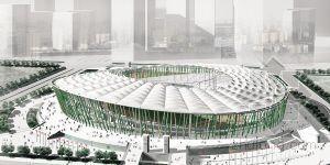 """""""竹林""""将在中心区拔地而起 宝安体育场建筑设计方案敲定"""