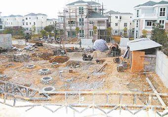 怪事:新房子到手就拆 福州叫停别墅违法改建