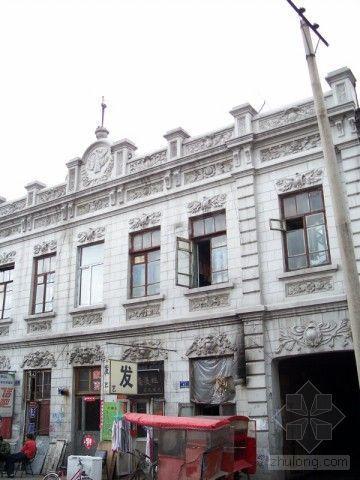 中华巴洛克风格建筑