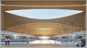 6月4日西安火车北站规划设计完成
