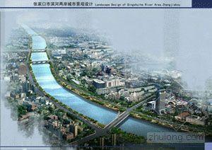 清水河两岸十里景观建设蓝图已定