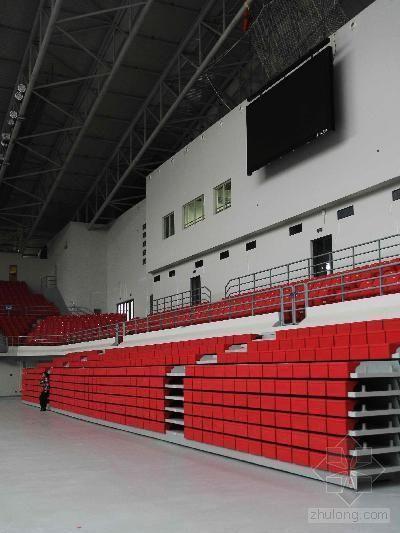 北京奥运会场馆巡礼之中国农业大学体育馆