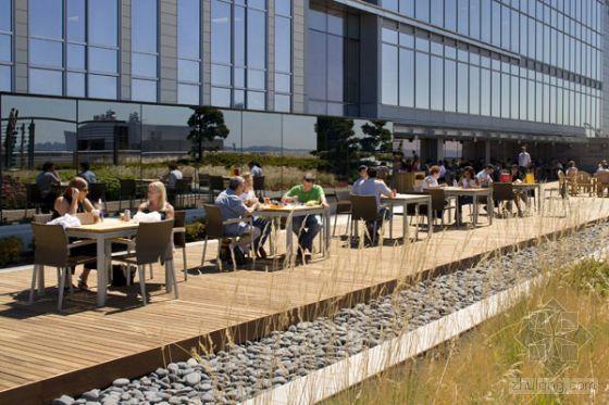 华盛顿互惠银行屋顶花园