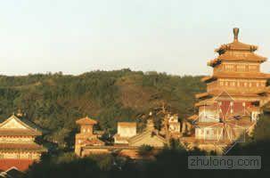 世界文化遗产——承德避暑山庄与周围寺庙
