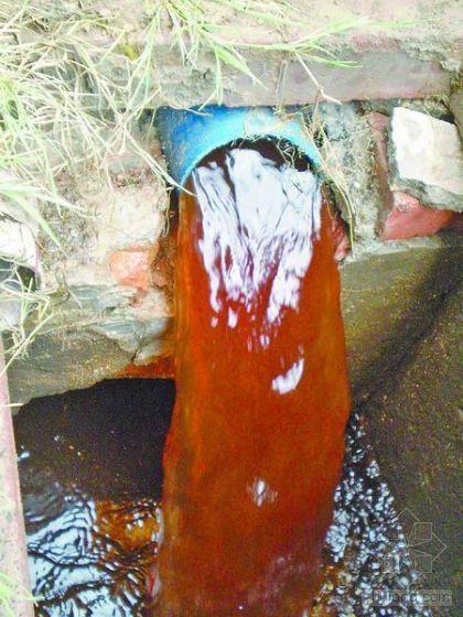 商丘500户居民饮用水堪比黄河水 反映无果