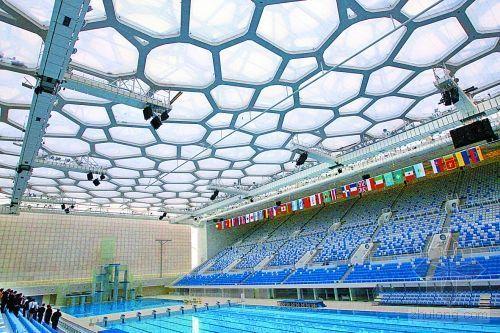绿色奥运:北京的靓丽符号  北京奥运会场馆建筑节能措施纵览