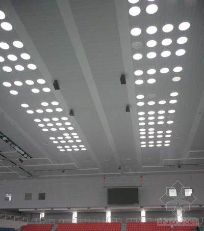 科技奥运 光导照明系统应用北科大 照亮奥运赛场