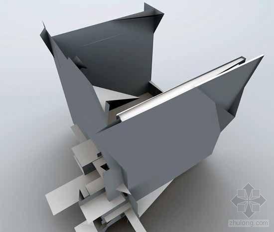 概念垃圾邮件建筑