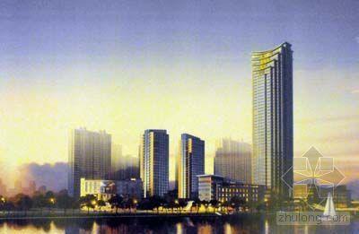 50层世贸中心大厦 泉州第一高