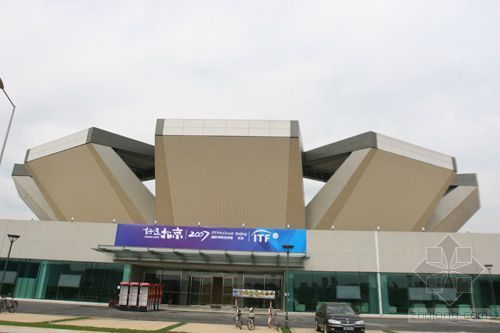 奥林匹克公园网球中心交付使用 10月6日迎来赛事检验