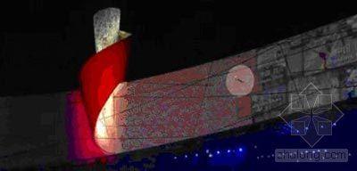 揭密奥运照明装饰工程之:奥运会开幕式