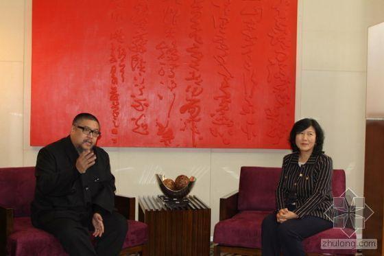 """[筑龙实录]对话刘黎芬——首创禧瑞都""""构建中国特色大都会""""之对话"""