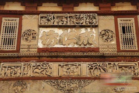 江西丰城发现一批明清古建筑