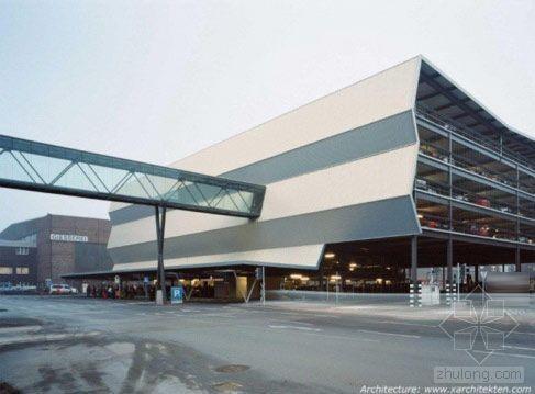 X:奥地利林茨市澳钢联公司多层停车场
