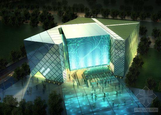 """国家电网馆:继""""水立方""""之后的又一建筑佳作"""