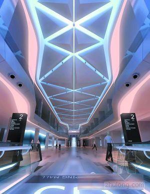 广州:旧白云机场航站楼将建主题购物中心