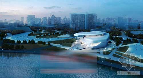 江西安源大剧院建筑设计方案敲定