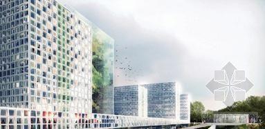 ingenhoven建筑事务所资料下载-丹麦SHL事务所将在海牙设计新的国际刑事法庭