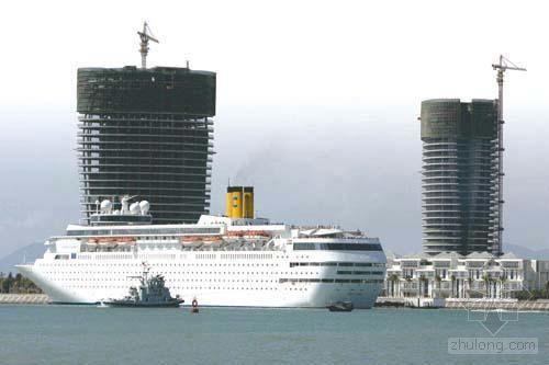 填海建百层酒店 海口造岛遭质疑