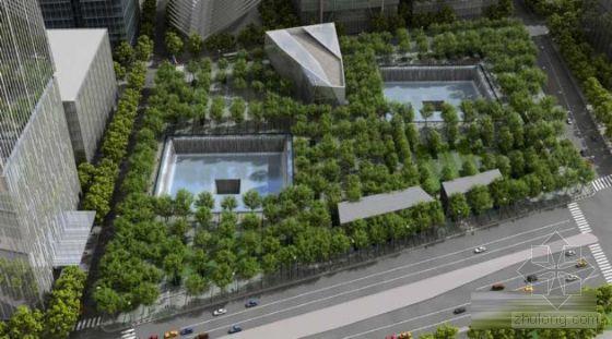 纽约9.11国家纪念博物馆环境设计