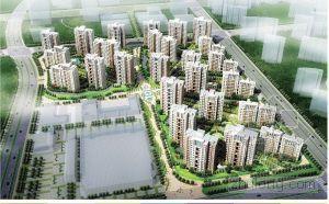 中新生态城起步区年底初具规模 商业街明年建成