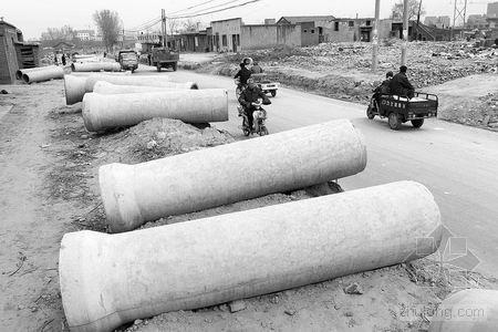 郑州刚刚修条路就要被挖开 造成损失将超200万元