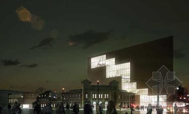 挪威国家艺术博物馆设计竞赛选出三名获胜者