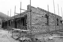 凤凰公馆成济南市首座异地重建老建筑