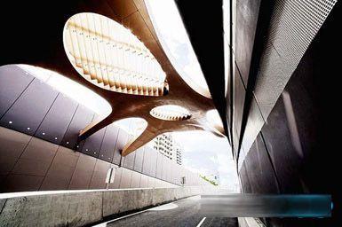 Aecom为澳大利亚布里斯班设计隧道顶棚