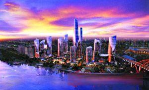 广州东平新城CBD地块设计国际竞赛两大优胜方案将再决胜负