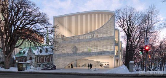 加拿大魁北克国家学院派艺术博物馆