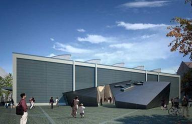 柏林犹太人博物馆公布里贝斯金德的设计方案