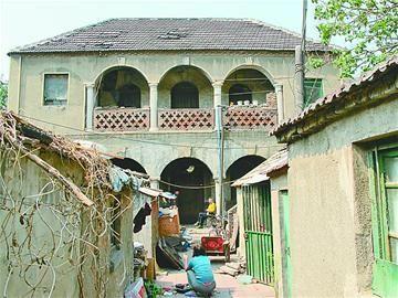 专家呼吁保护官扎营片区优秀老建筑