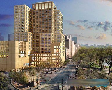 纽约新建的非洲艺术博物馆计划在2011年开放