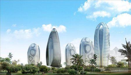 三亚凤凰岛 旅游休闲地产新地标