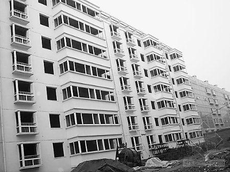 国家级贫困县审计局建职工住房 每套200平米