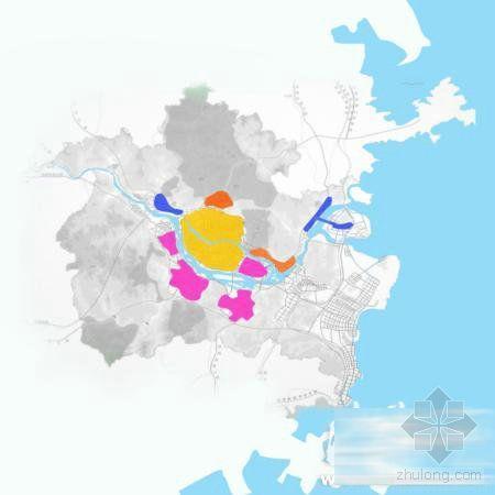 福州出台10年城市总体规划