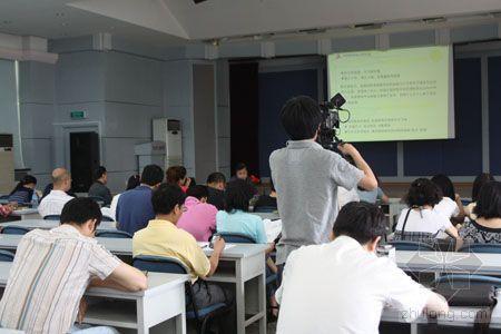 """""""广州亚运城太阳能利用及水源热泵工程设计介绍""""主题讲座在京举办"""