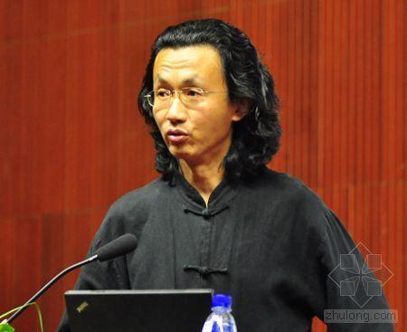 [建筑设计的材料语言高峰论坛]吴耀东:材料与建造案例研究
