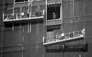 央视新址配楼开始重新修缮 仍用原装修公司