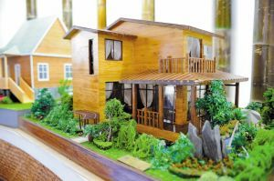 巧用竹材构建大型现代建筑