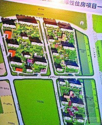 北京:42个政策房项目修改设计重新展出