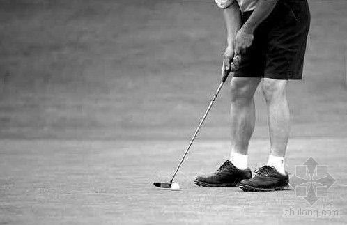 国家贫困县建1200亩高尔夫场被查 政府回应