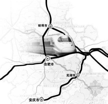 合肥高铁南站高架站场开建 工程造价达9.6亿