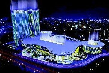 济南西客运站设计方案出台 似泉水如凤凰超漂亮